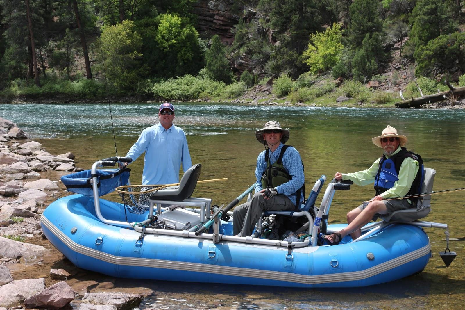 Jay scott outdoors green river fishing trip june 2015 for Green river fishing