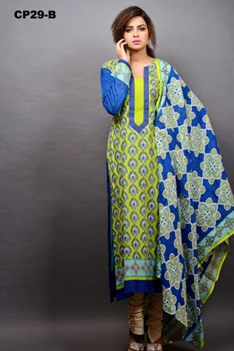 Miss Charizma Swiss Lawn 2014 By Riaz Arts