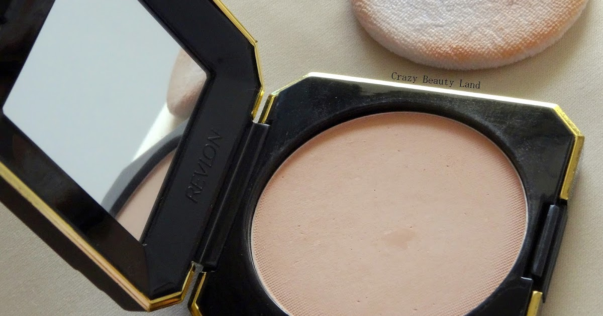 Revlon Touch And Glow Compact Natural Matte Review