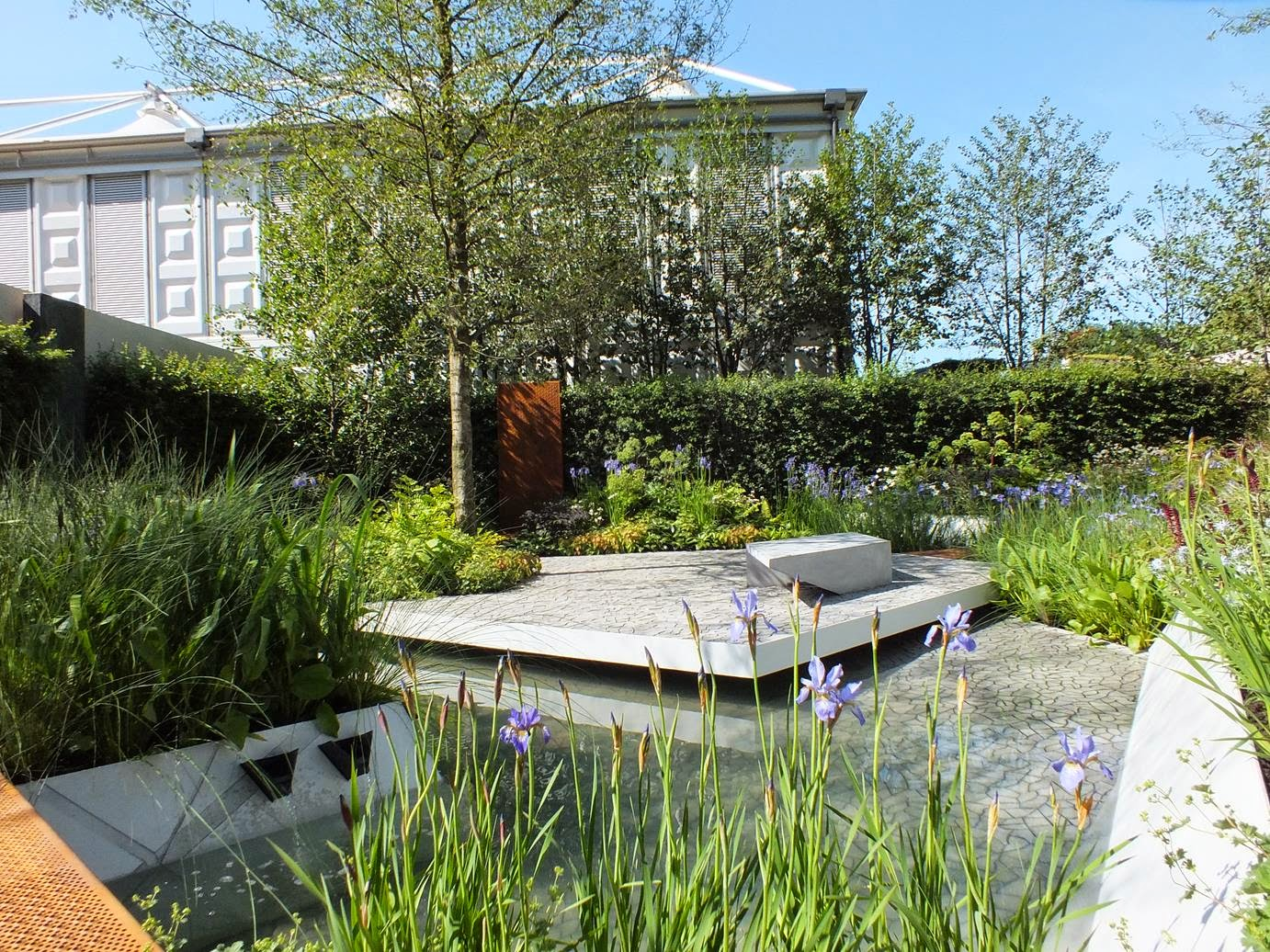 RBC Waterscape Garden