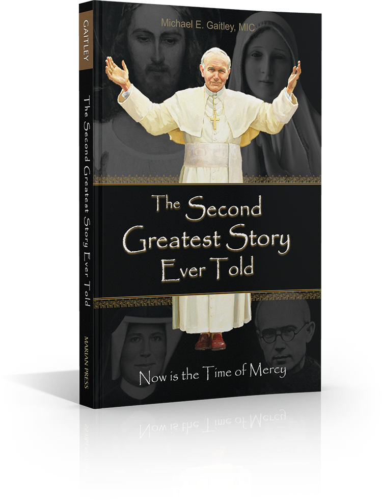 Fr. Gaitley's new book is a blue print for the Year of Mercy