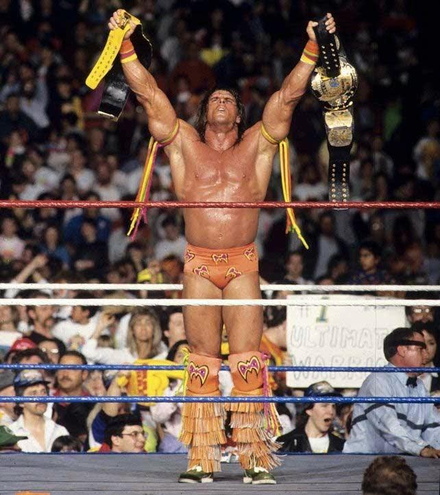 Ultimate Warrior WrestleMania VI