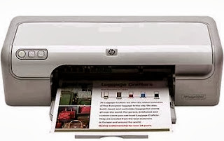 HP Deskjet D2466 Printer Download Free Driver