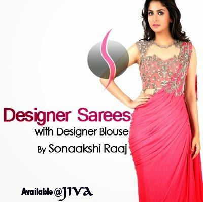 Sonaakshi Raaj Designer Sarees