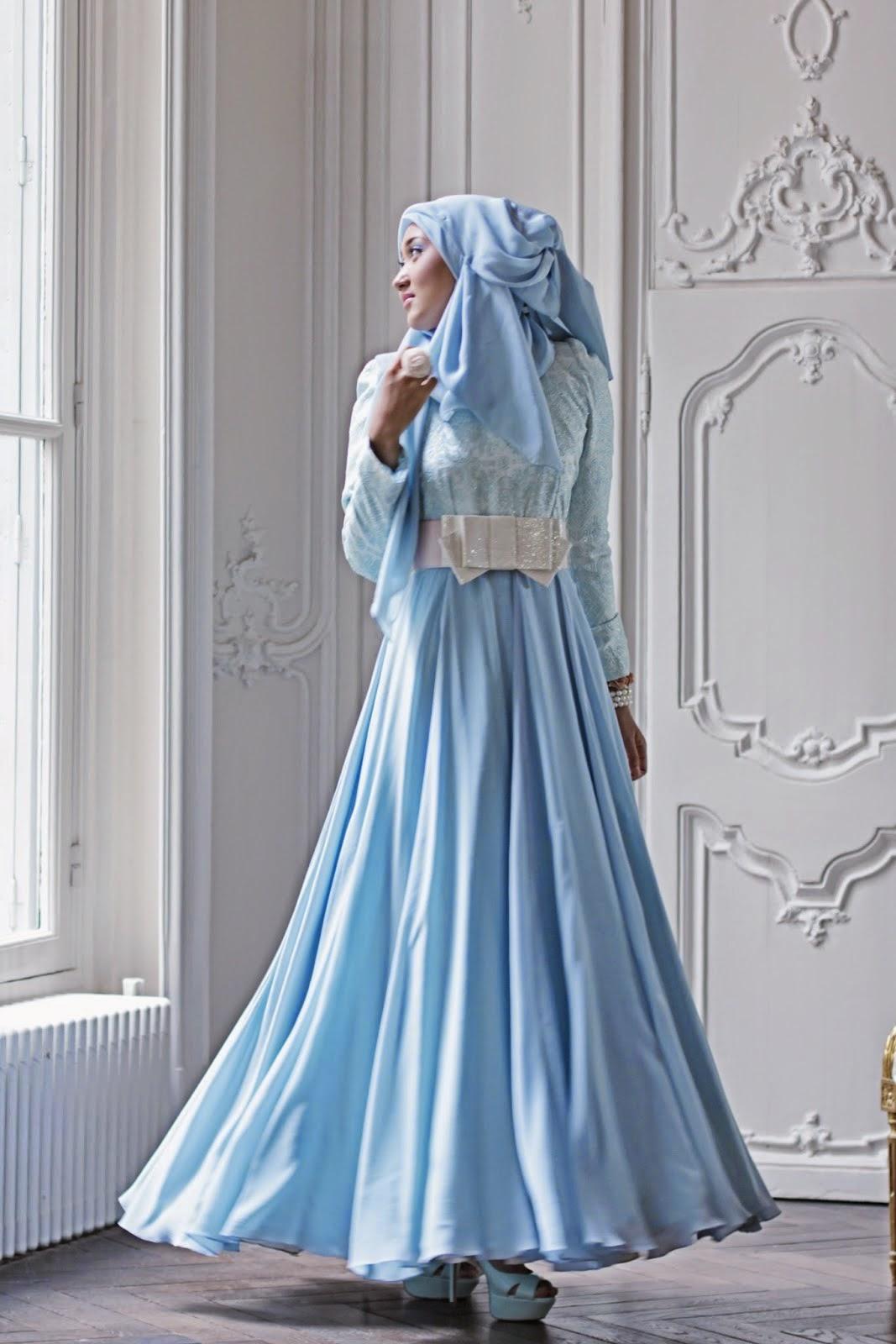 ModelBaju24 Model Baju Batik Gamis Terbaru 2017