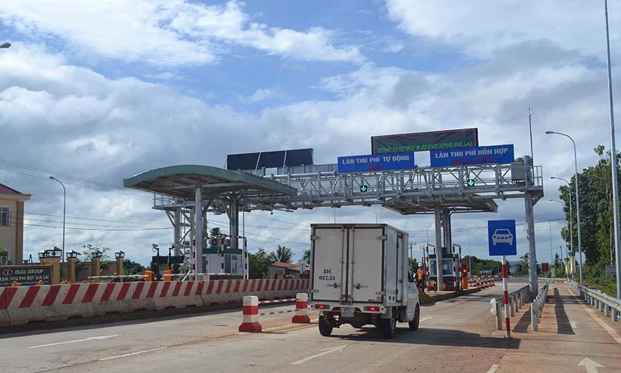 Gia Lai: Trạm thu phí BOT quốc lộ 14 - Vị trí xây dựng bất hợp lý