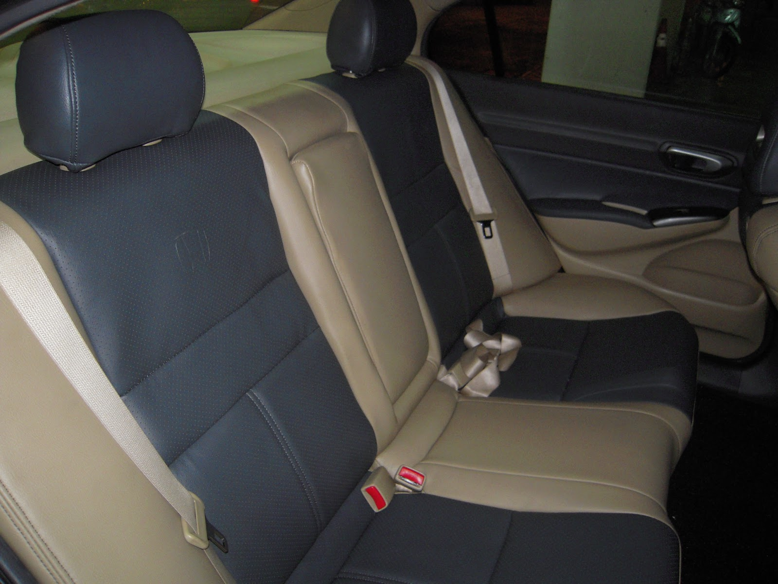 Honda Car Seat Covers In Calgary