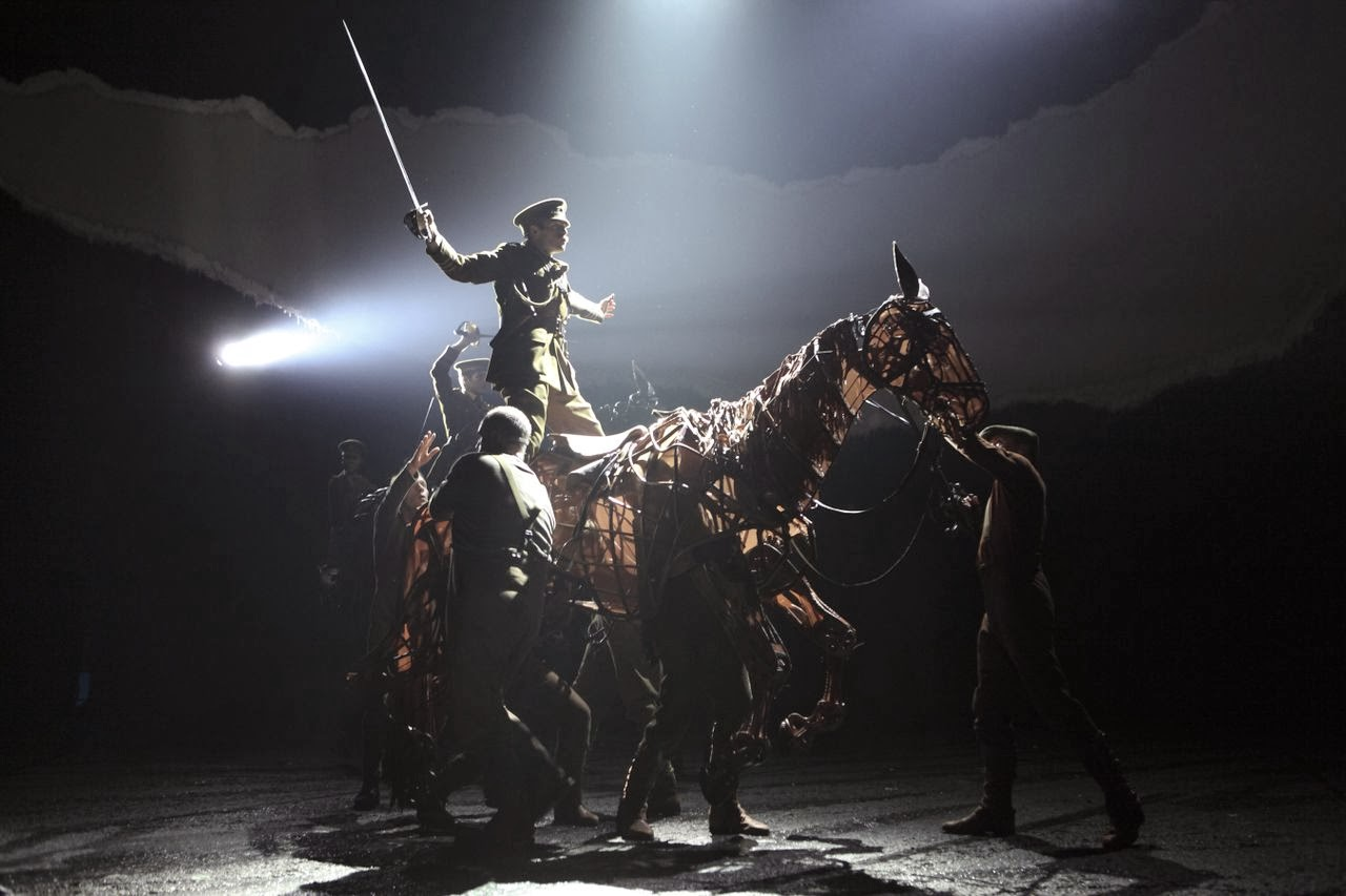 Designer Rae Smith along with the lighting sound video designers have created a visual masterpiece and the music and sound by Adrian Sutton and ... & Winchester Today: REVIEW: War Horse On Tour - Mayflower | Winchester ...