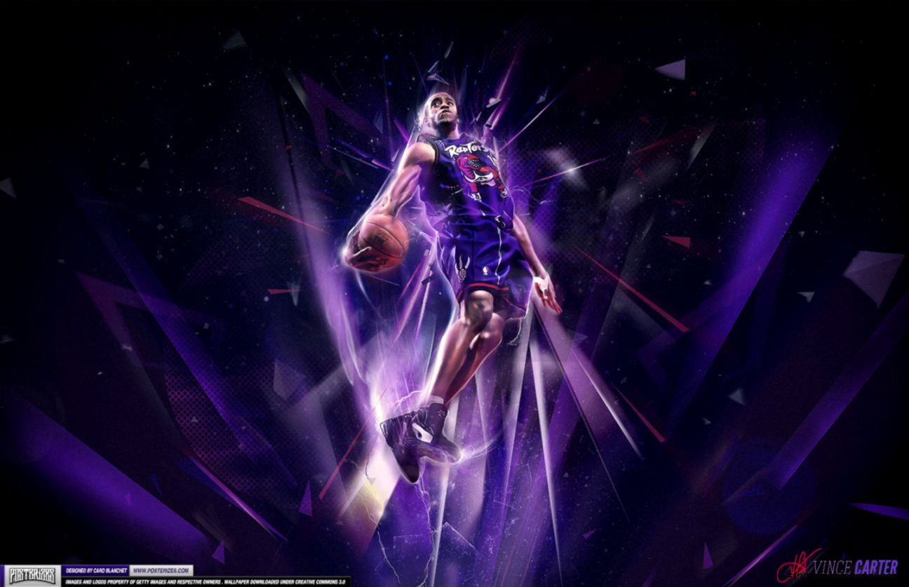 Vince Carter Dunk Contest Wallpaper  Posterizes  The Magazine