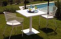 sillas jardín moderno
