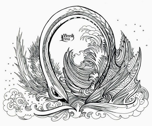 Irina Vinnik - Illustration and Art