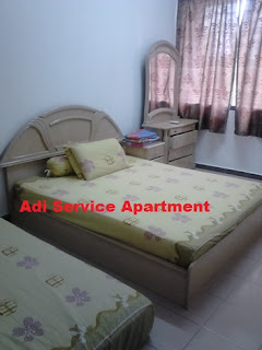 penginapan di apartemen sri penang malaysia