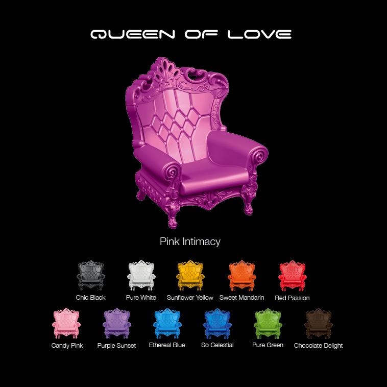 Maria Home: Poltrona Queen of Love