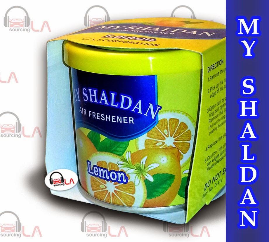 http://www.ebay.com/itm/Lots-of-5-MY-SHALDAN-LEMON-SCENT-AUTO-OFFICE-HOME-AIR-FRESHENER-/131365000011