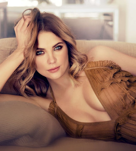 Ashley Benson – Ocean Drive Magazine