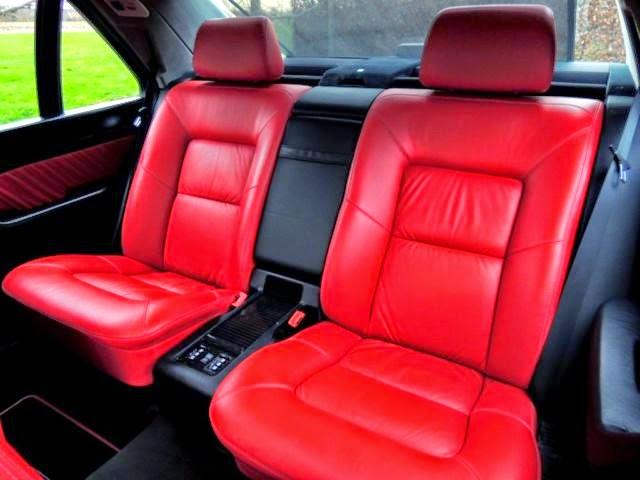 w140 designo interior