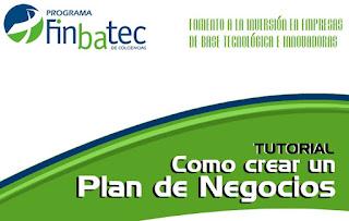 Software para crear planes de negocios ejemplos pdf for Plan de negocios ejemplo pdf