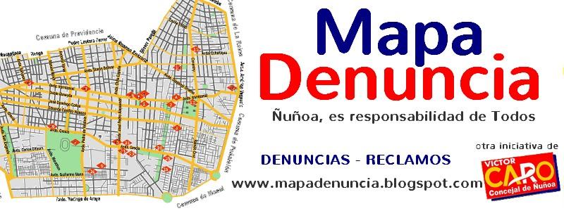 Mapa Denuncia