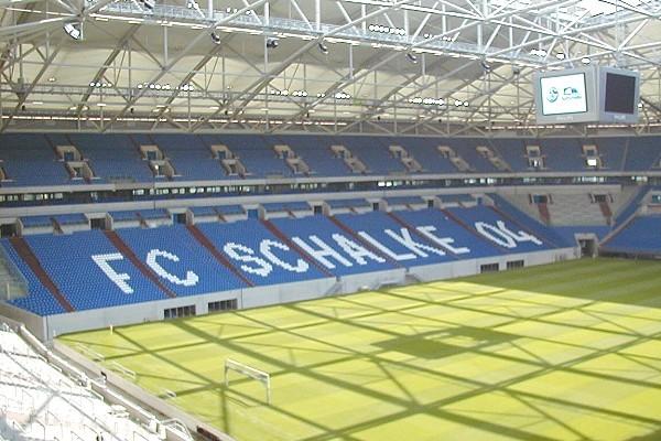 live football stadion fc schalke 04 veltins arena stadium. Black Bedroom Furniture Sets. Home Design Ideas