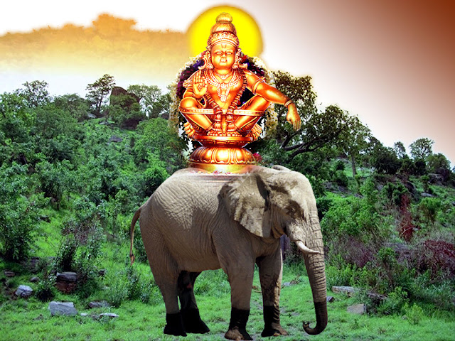 Lord Ayyappa  Still, Image, Photo, Picture, Wallpaper