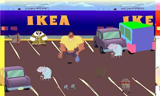 ikea monkey game