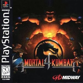 Game ISO PSX/PS1 Mortal Kombat 4