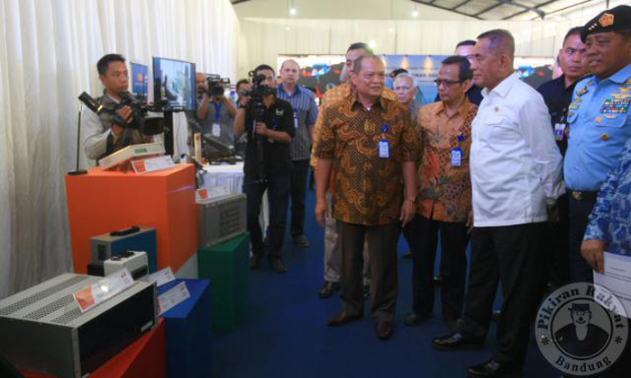 Menteri Pertahanan Indonesia Ryamizard Ryacudu