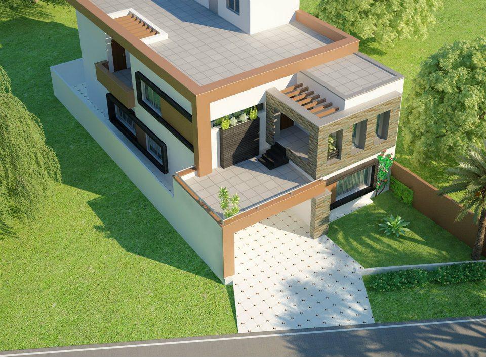 Front Elevation Com Pakistan Design Dimentia
