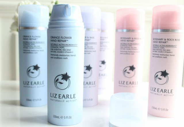 Liz Earle Hand Repair Collection Giveaway