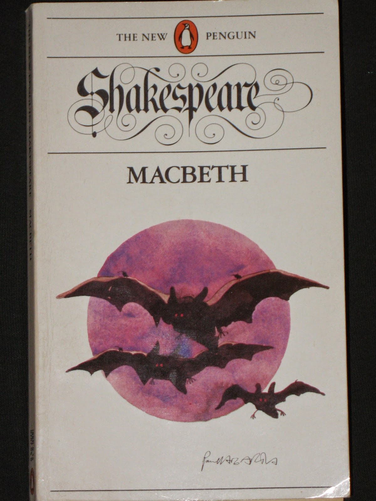 mostly shakespeare but also some occasional nonsense this time around i the new penguin edition which was first published in 1967 my copy of the book is a reprint from 1987 this edition was edited by