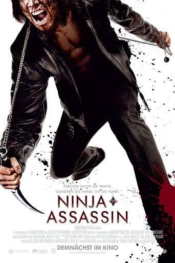 Ninja Assassin (2009) ταινιες online seires xrysoi greek subs