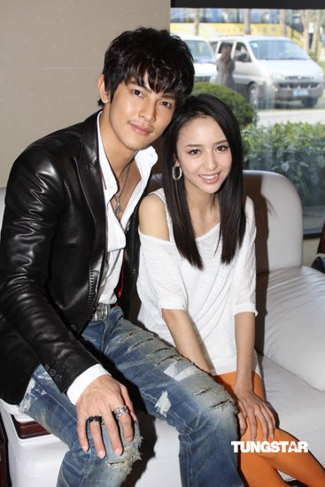 Aaron yan and puff kuo dating 10