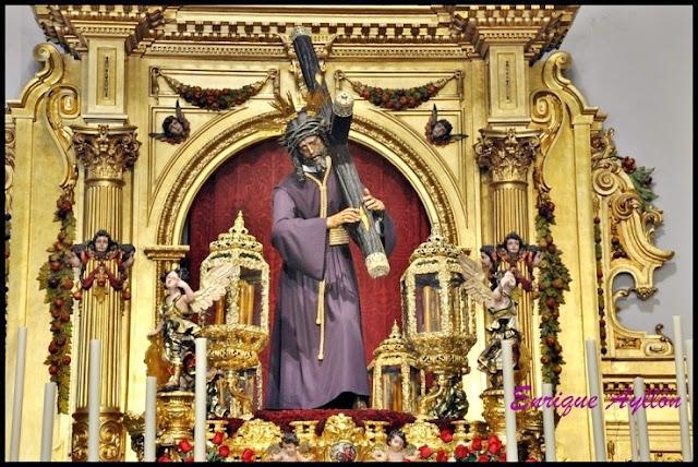 Señor del Gran Poder Madrugá Sevilla 2013