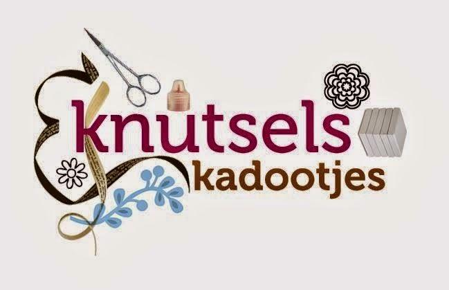 Sponsor van de Knutsel en Kadootjes Challenge