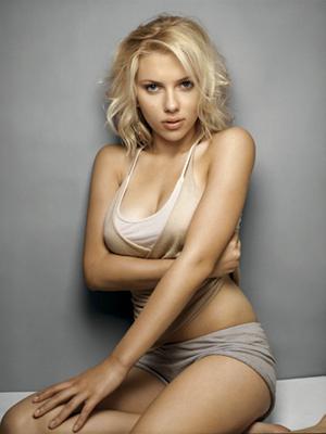[Foto Hot] Pose Bugil Scarlett Johansson Jadi Trendsetter