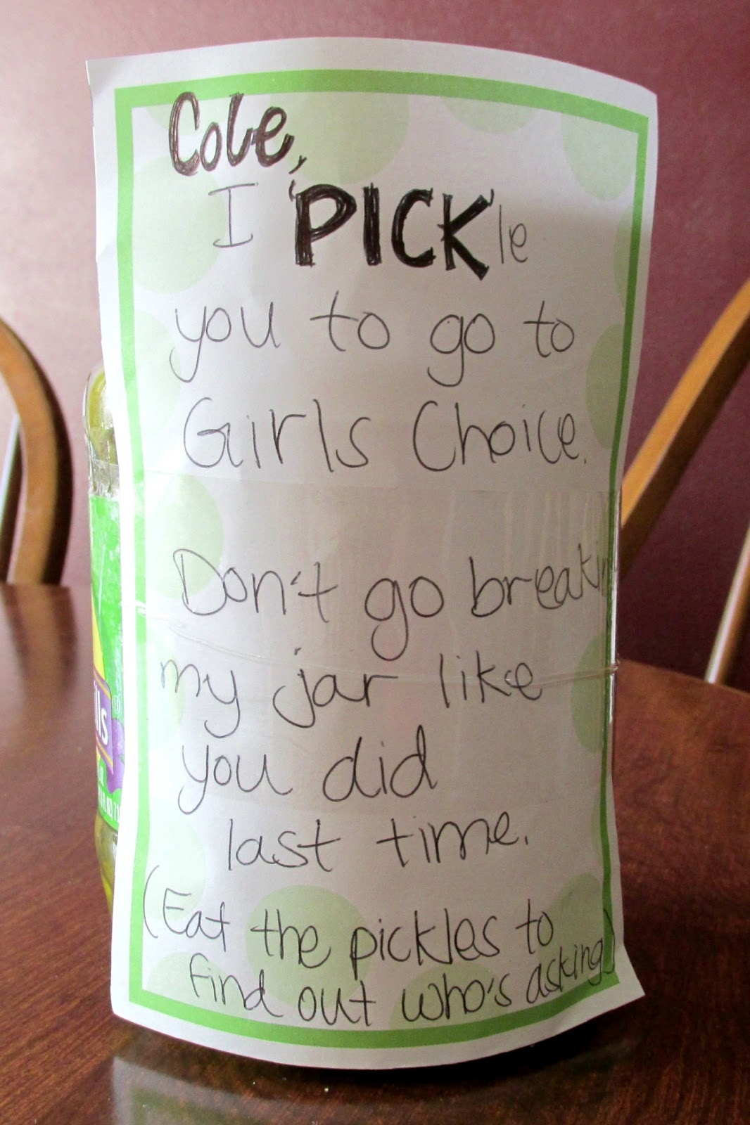 Creative ideas to ask a girl out