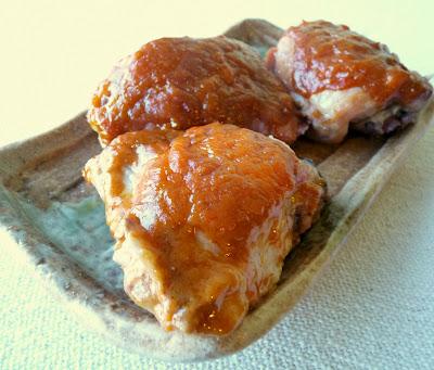 Chicken in Roasted Garlic & Paprika Sauce
