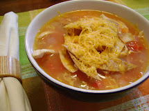 Inas Mexican Chicken Soup