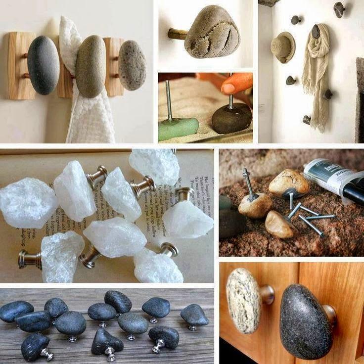 Cosas para tu hogar hechas con piedra. | Quiero más diseño