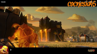 Video Clash of Clans Legend of The Last Lava Pup