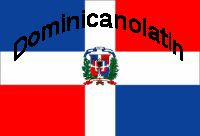 Dominicano Latin.