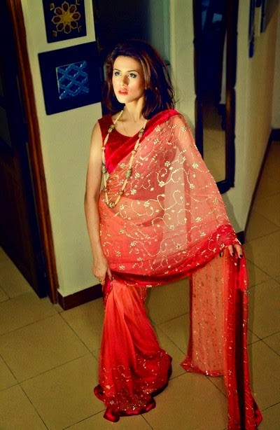 Saree | A New Trendy Format for Party