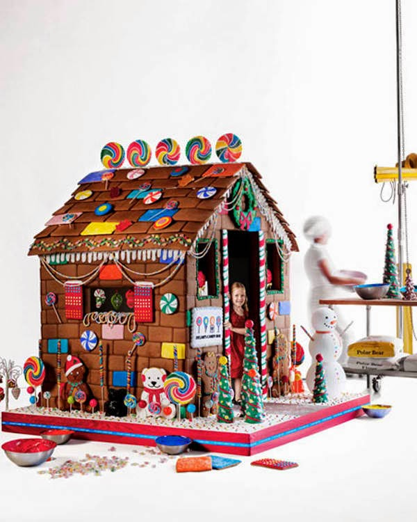 Gingerbread Playhouse photo