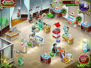 Spooky Mall Screenshot mf-pcgame.org