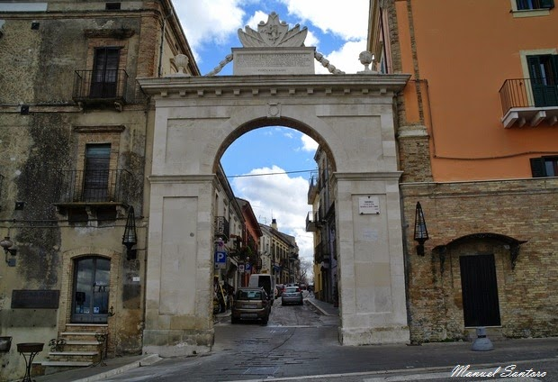 Guardiagrele, Porta San Giovanni