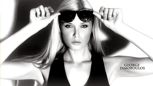 Super Fashion Model STEFANIA NOVIKOVA by GEORGE DIMOPOULOS Photography