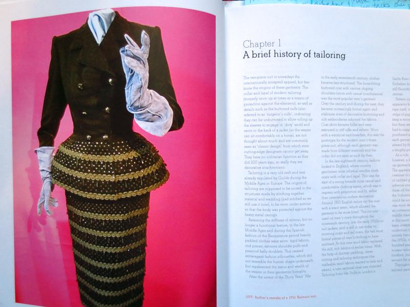 Balmain Vintage Couture Tailoring
