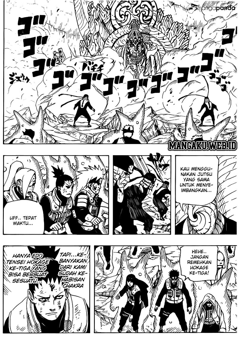 Komik Naruto 662 Bahasa Indonesia halaman 5