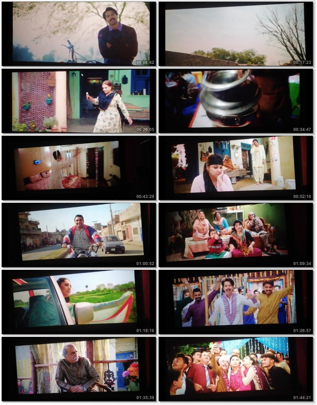 Screenshot Of Watch Online Load Wedding (2018) Full Movie Download Free Pdvdrip HQ