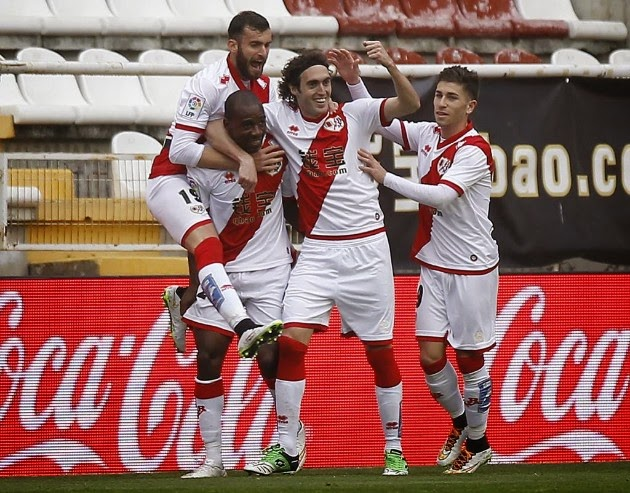 Rayo Vallecano 2015